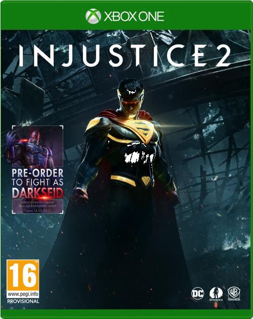 Injustice 2 PL Xbox One