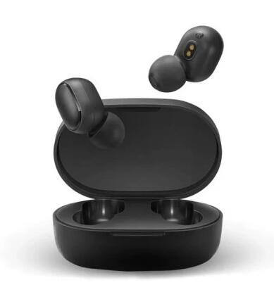 Słuchawki Xiaomi AirDots S Czarne bezprzewodowe