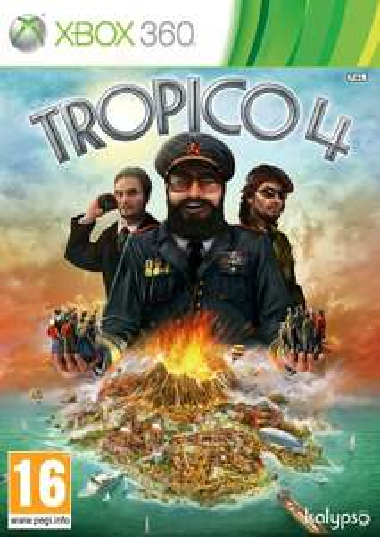 Tropico 4 (Xbox One & Series X|S) Ms store Węgry 200HUF