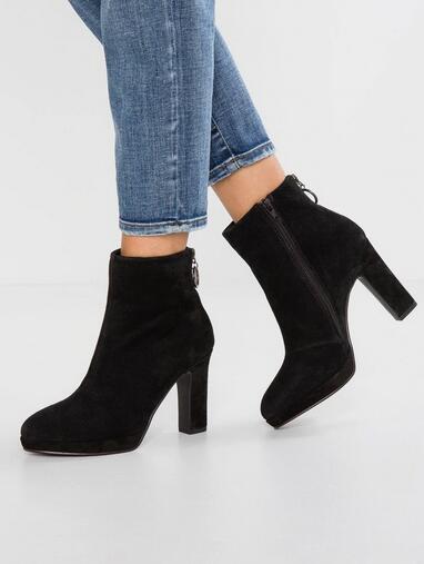 Skórzane buty damskie od 115zł @ Zalando Lounge