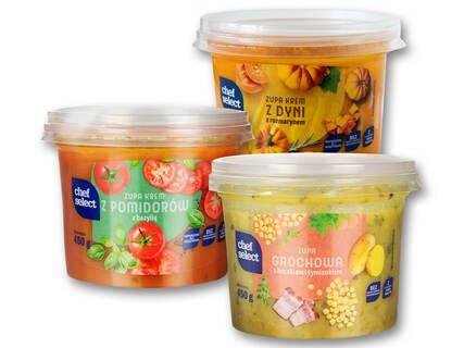 Smaczne zupy z Lidla (3 za 2)