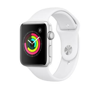 Apple Watch 3 38mm biały