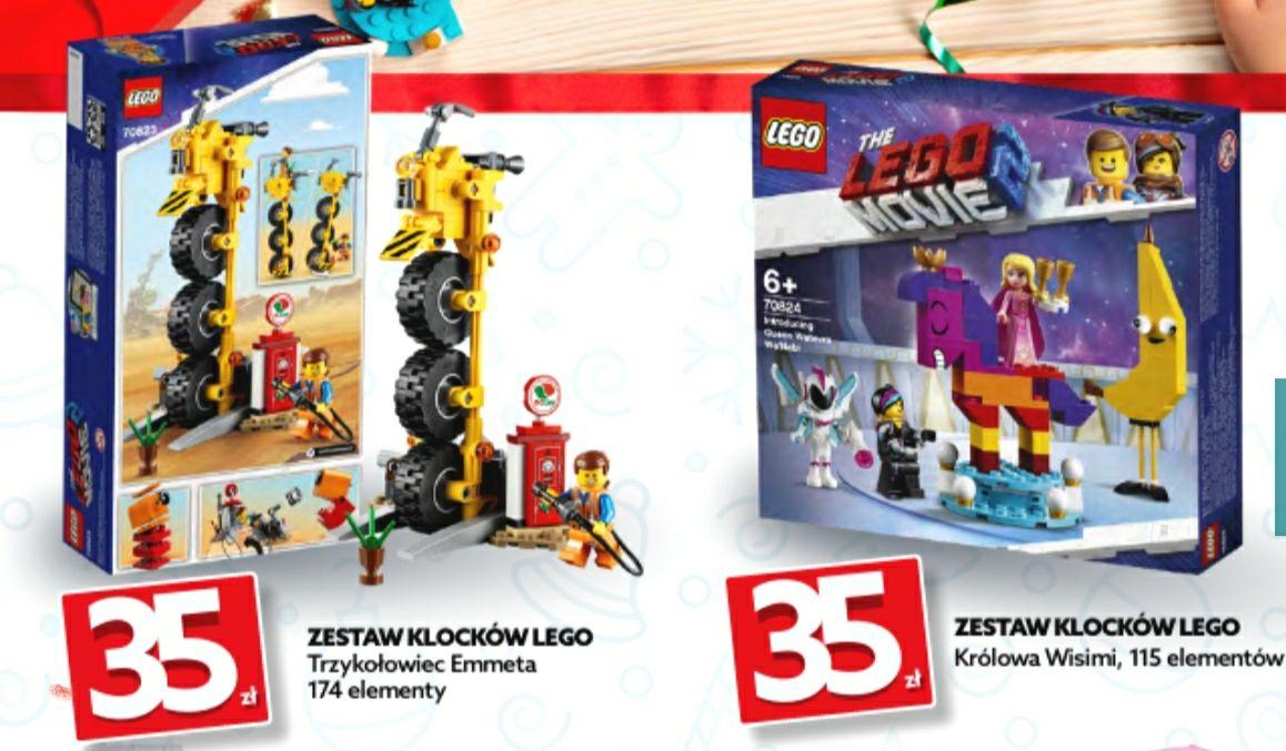 Zestawy LEGO Movie 2 (70823, 70824) w Dealz
