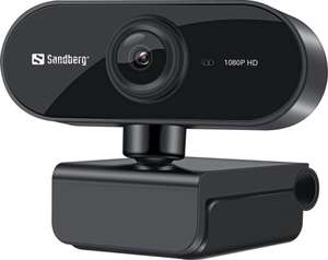 Kamera internetowa Sandberg USB Webcam Flex 1080P HD w morele.net