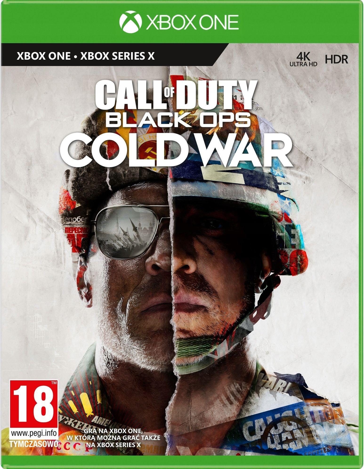Kopie Call of Duty: Black Ops Cold War za 70 GBP (23,33 GBP za sztukę) w Microsoft Store