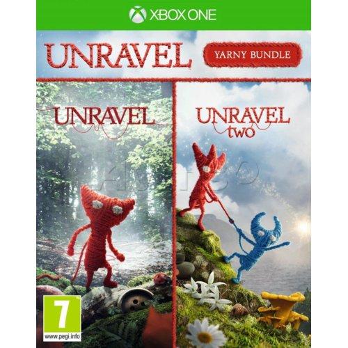 Unravel 1 + 2 XBOX ONE