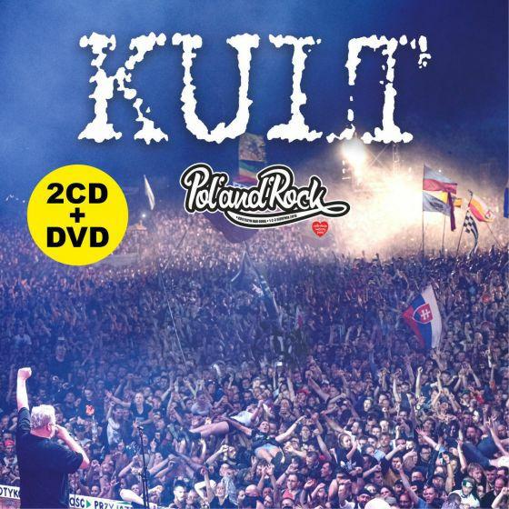 Płyta Kult Pol'And'Rock Festival 2019 (2 CD+DVD)