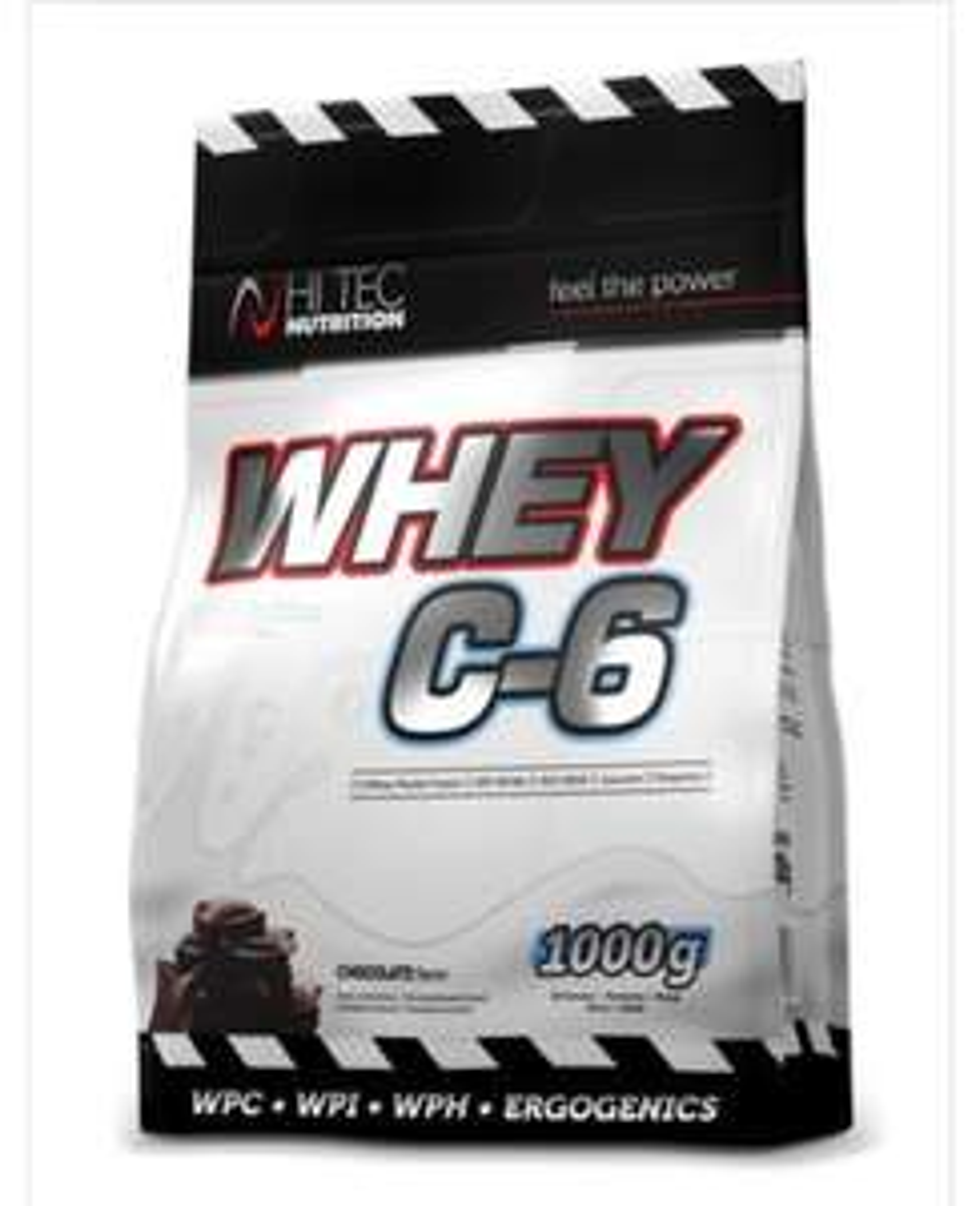 Białko WHEY C-6 1000g