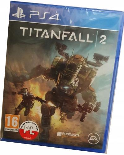 Titanfall 2 (PS4) PO POLSKU