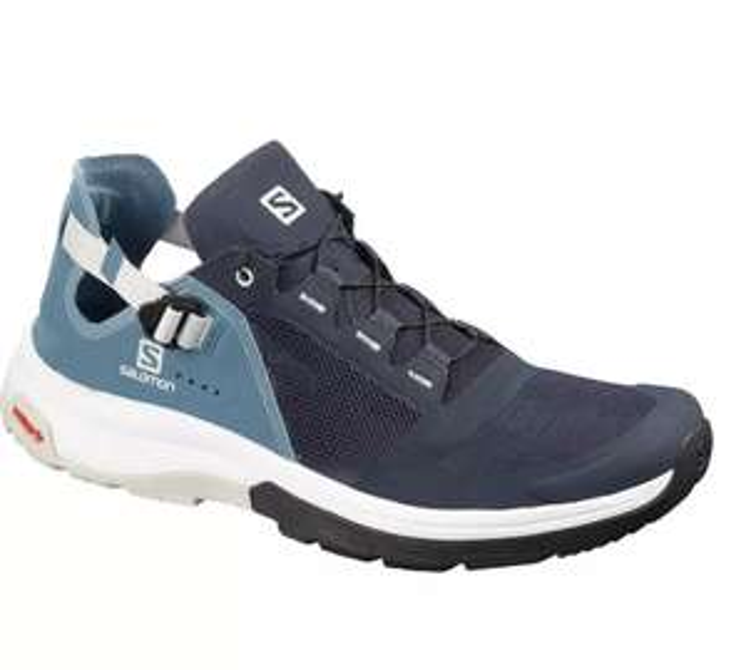 Salomon - buty turystyczne / klapki