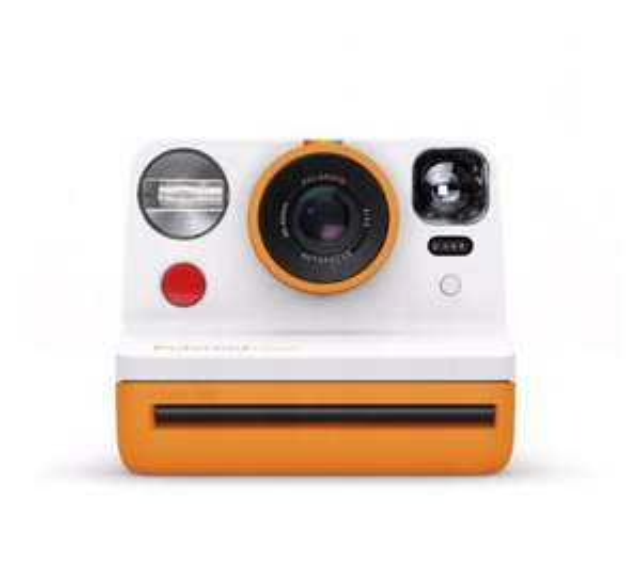 Aparat Polaroid NOW (pomarańczowy) @RTVEuroAGD