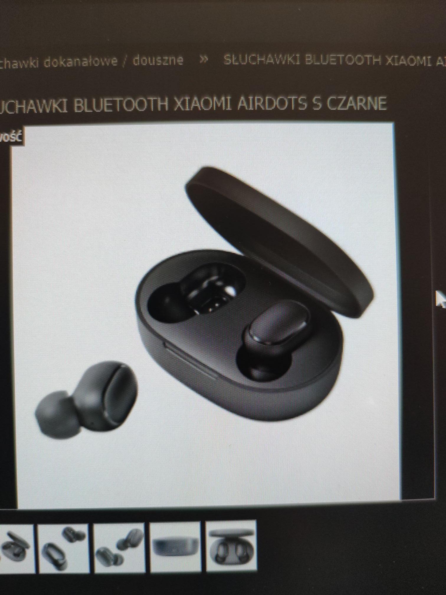 Słuchawki Bluetooth Xiaomi airdots