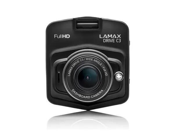 Kamera samochodowa LAMAX DRIVE C3 (1920 x 1080) @Neonet