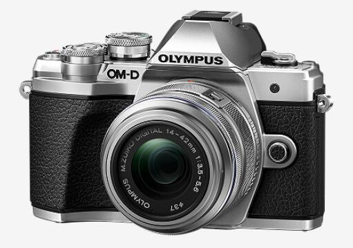 Aparat Olympus OM-D E-M10 III 1442 IIR + obiektyw M.Zuiko Digital 45mm F1.8 @olympus
