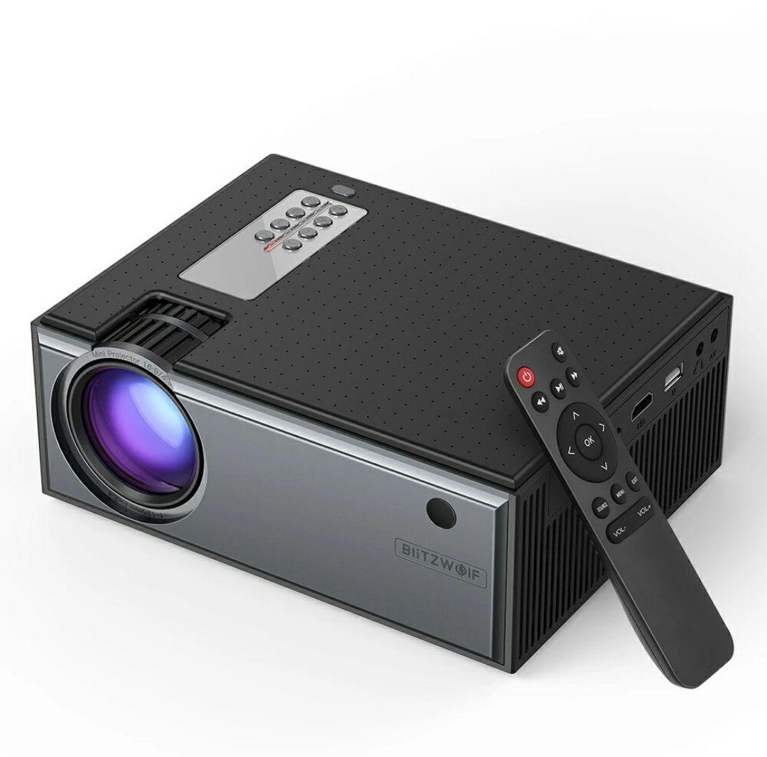 BlitzWolf® BW-VP1 projektor wysyłka z Hiszpanii @Banggood