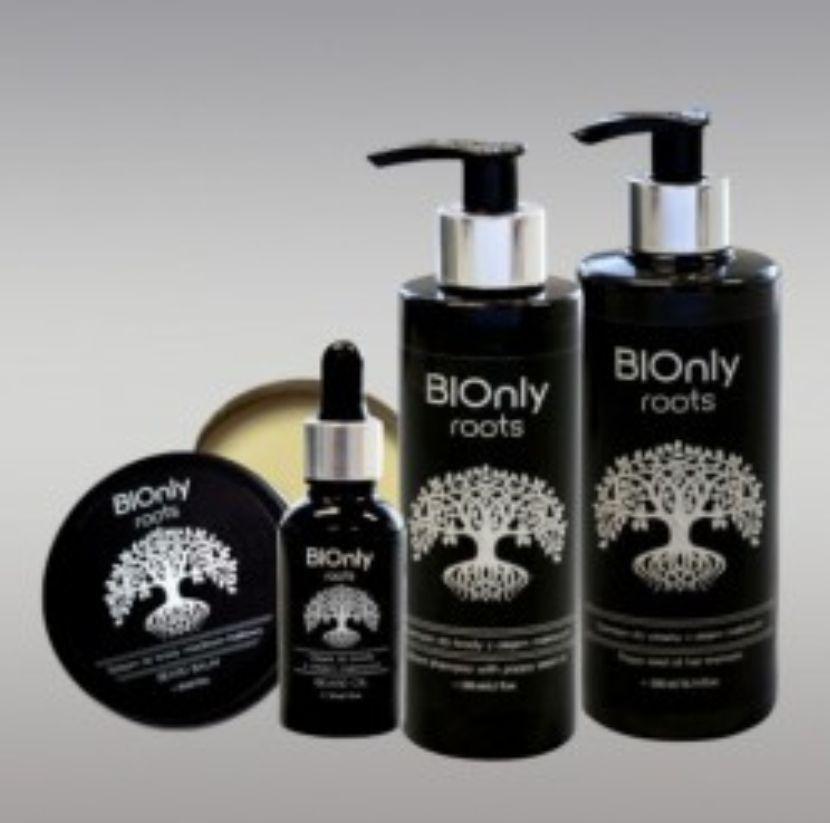 Kosmetyki dla facetów Bionly Roots