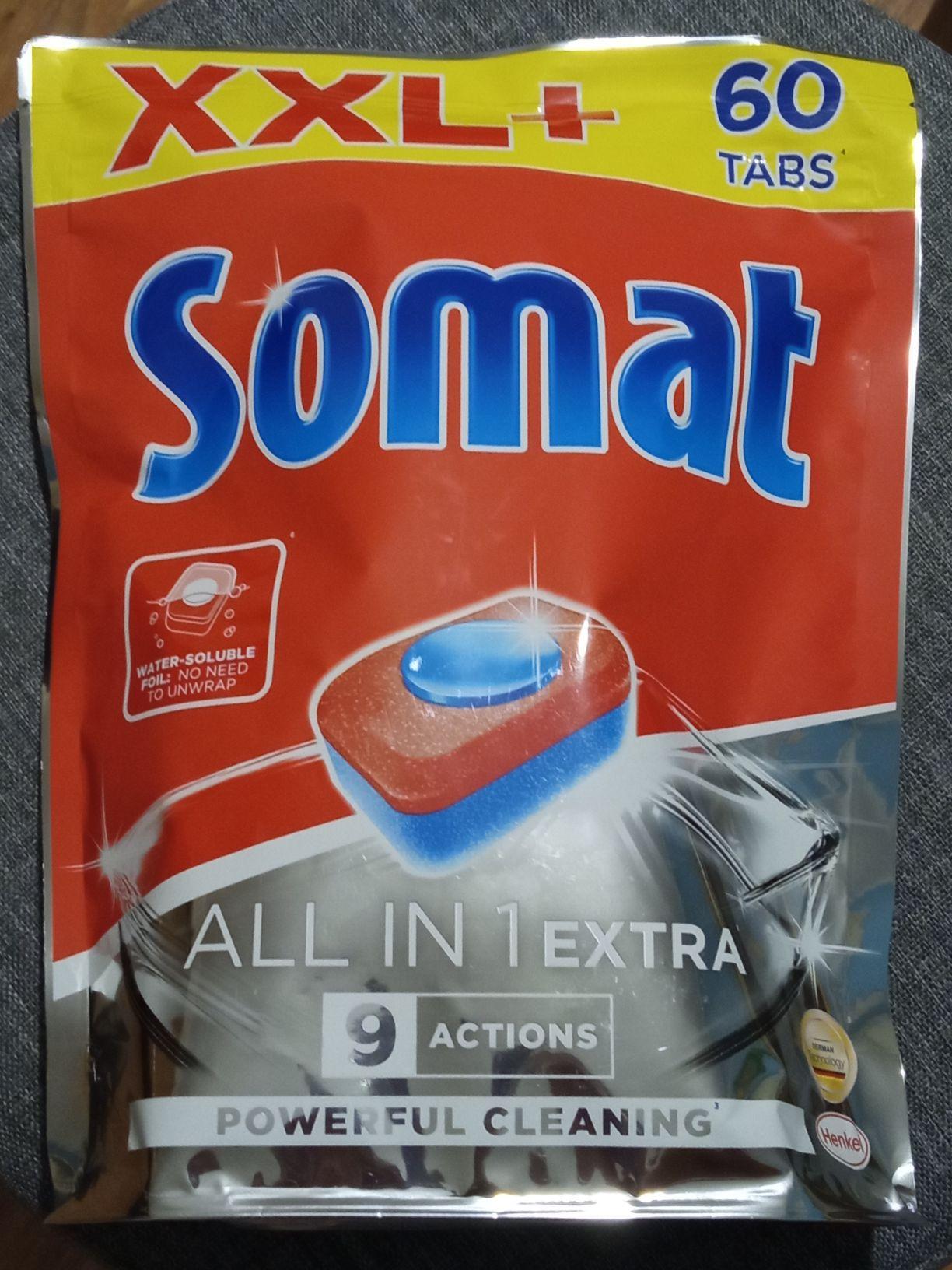 Somat All in 1 EXTRA (0,31 zł/szt.) @Lidl