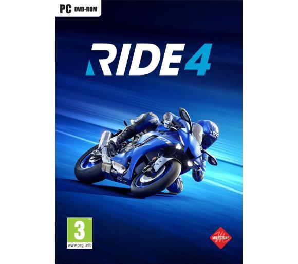 MEGA CENA gra Ride 4 na PC w Rtv Euro Agd