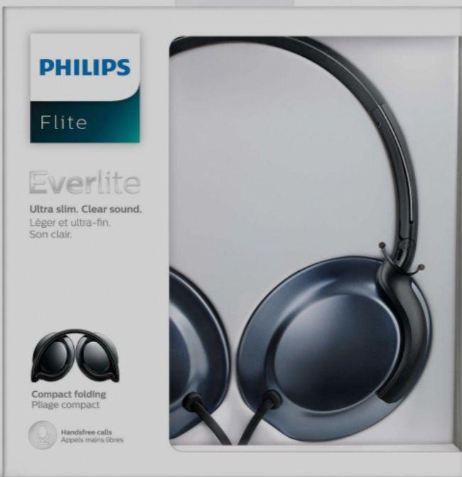 Słuchawki nauszne Philips @Carrefour SHL4850