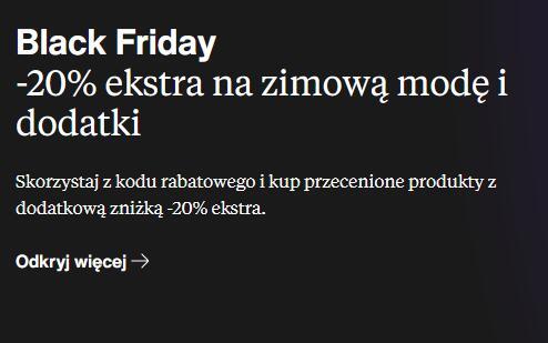 ZALANDO - Black FRIDAY - nawet 70% taniej
