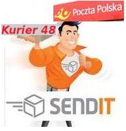 Sendit i Poczta Polska Kurier 48 Paczka do 30kg