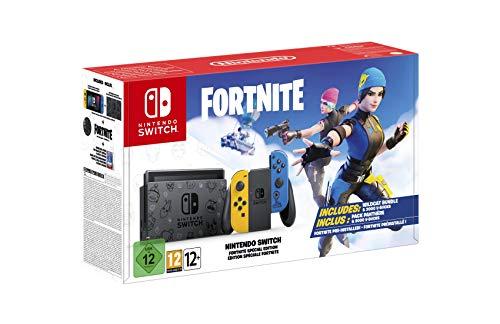 Nintendo Switch Fortnite Special Edition ~ 306,6 EURO z polski VAT-em