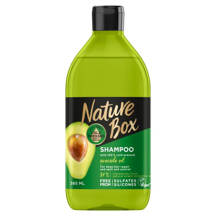 Drogerie Natura: Nature box - szampon 9,99