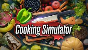 Cooking Simulator 90% taniej na Nintendo Switch (1,99$)