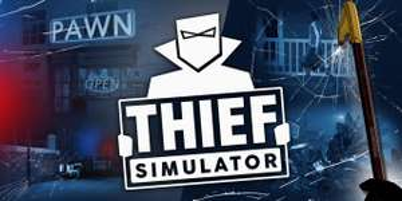 Thief Simulator 90% taniej na Nintendo Switch (1,79£)