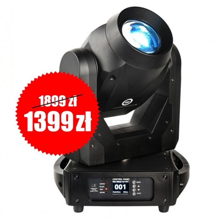 Reflektor sceniczny Light4Me Alien 150 Spot Beam Wash