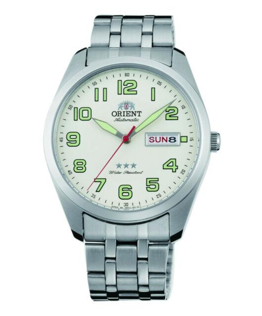 Zegarek Automatyczny Orient 3 Star 39mm SAB0C007W9 Automatic Japan Made
