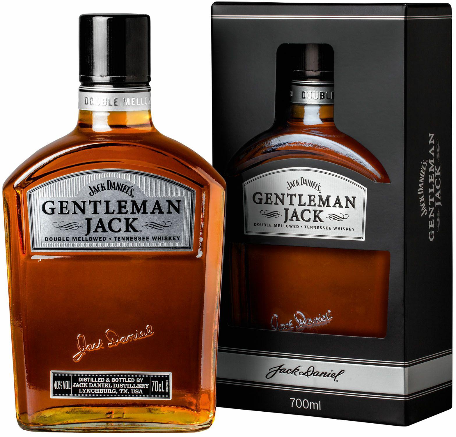 Whiskey Gentleman Jack 0.7L w Biedronce