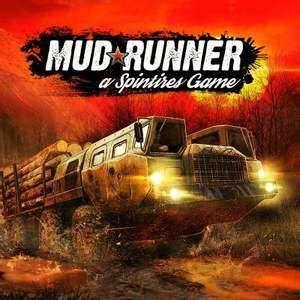 MudRunner za darmo do odebrania w Epic Store do 3 grudnia