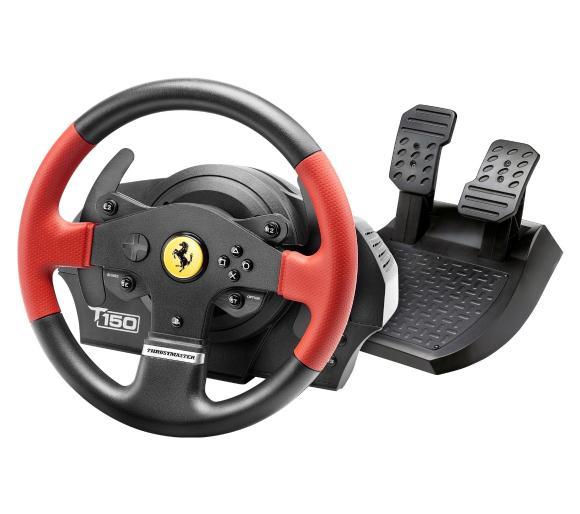 Kierownica do PS4/PC Thrustmaster T150 Ferrari Wheel Force Feedback @Euro