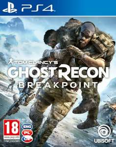 Tom Clancy's Ghost Recon: Breakpoint Gra PS4 Gratis koszulka