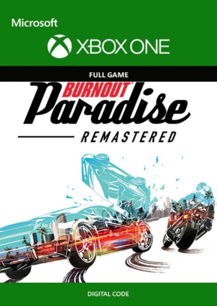Burnout Paradise Remastered (Xbox One) Xbox Live Key GLOBAL Eneba