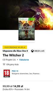 The Witcher 2 Xbox