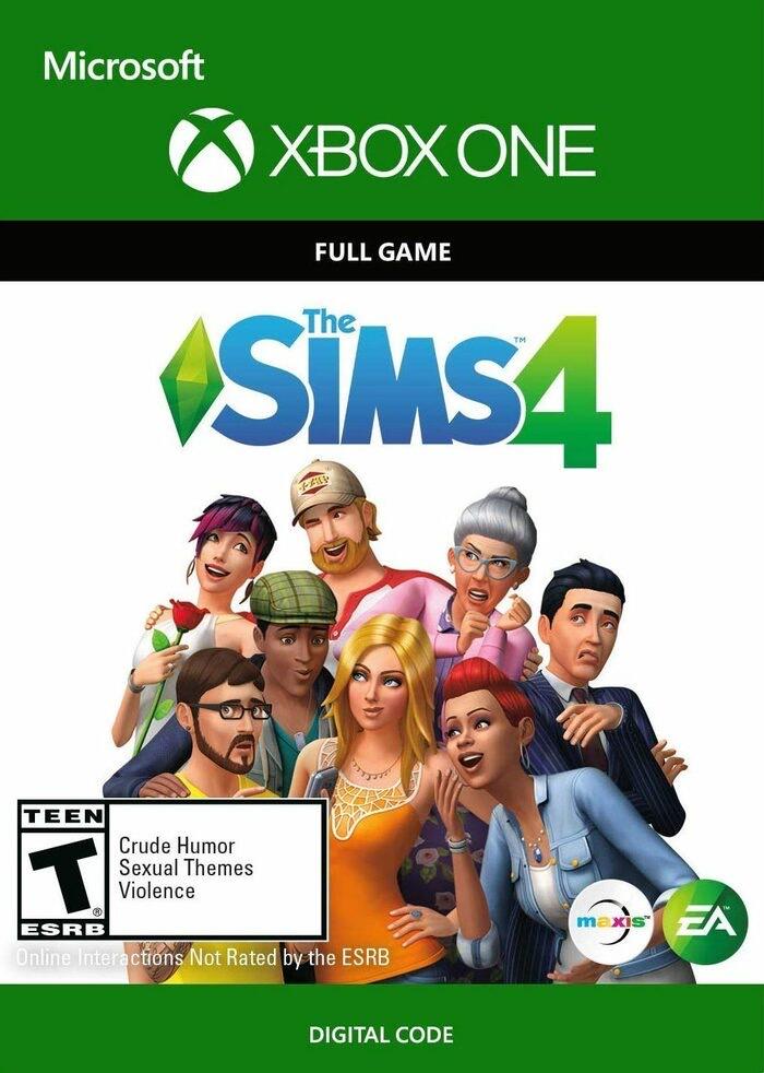 The Sims 4 (Xbox One) Xbox Live Key GLOBAL Eneba