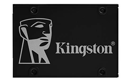 Dyski SSD 1TB Kingston KC600, Sandisk Ultra 3D - €89; Crucial MX500 - €91,2