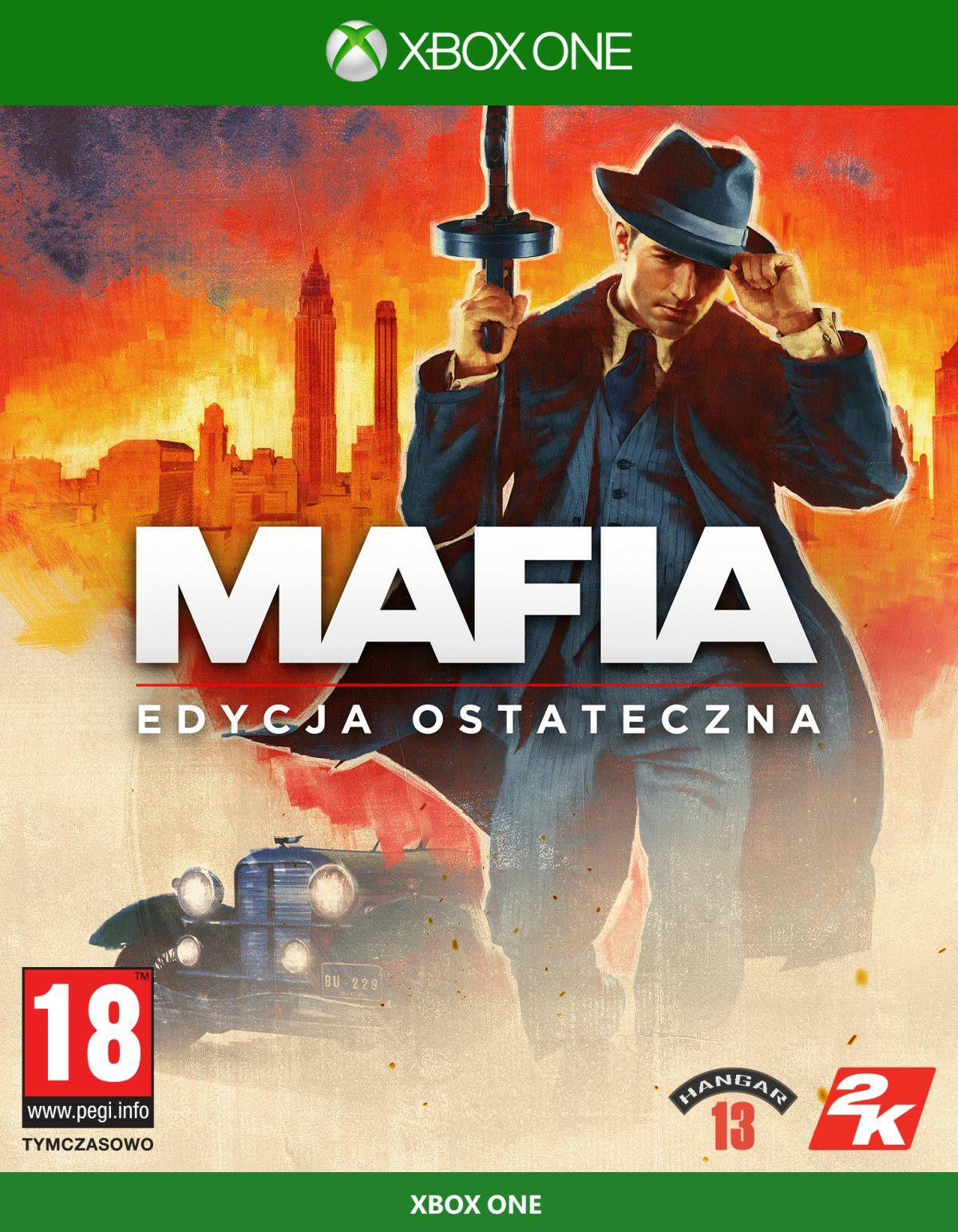 Mafia: Edycja ostateczna (Xbox One & Series X|S) MS store Brazylia