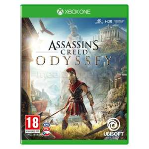 Assassin's Creed: Odyssey XBOX ONE/PS4