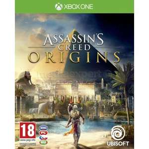 Assassin's Creed: Origins XBOX ONE/PS4