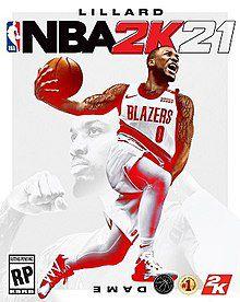 NBA 2K21 Xbox One (MS Store Brazylia) R$124,95