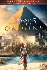 Assassin's Creed® Origins - DELUXE EDITION, MS Store Brazylia, XBOX, bez VPN R$45,80