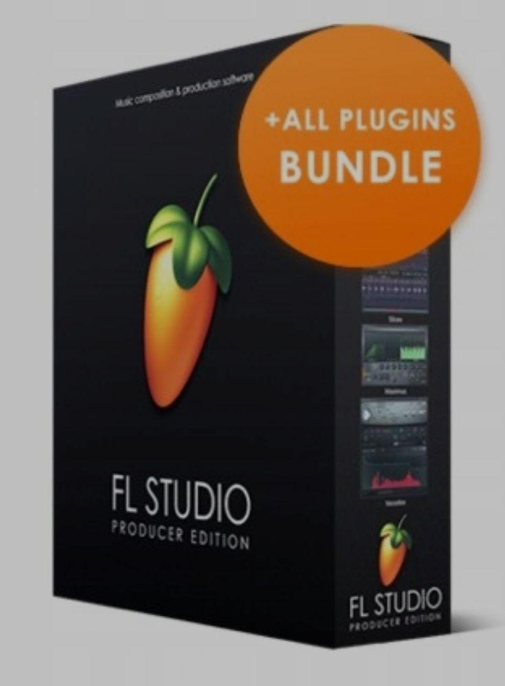Image - Line | FL Studio 20 All Plugins Bundle
