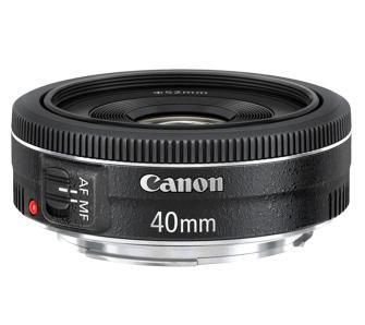 Obiektyw Canon EF 40 mm f/2.8 STM