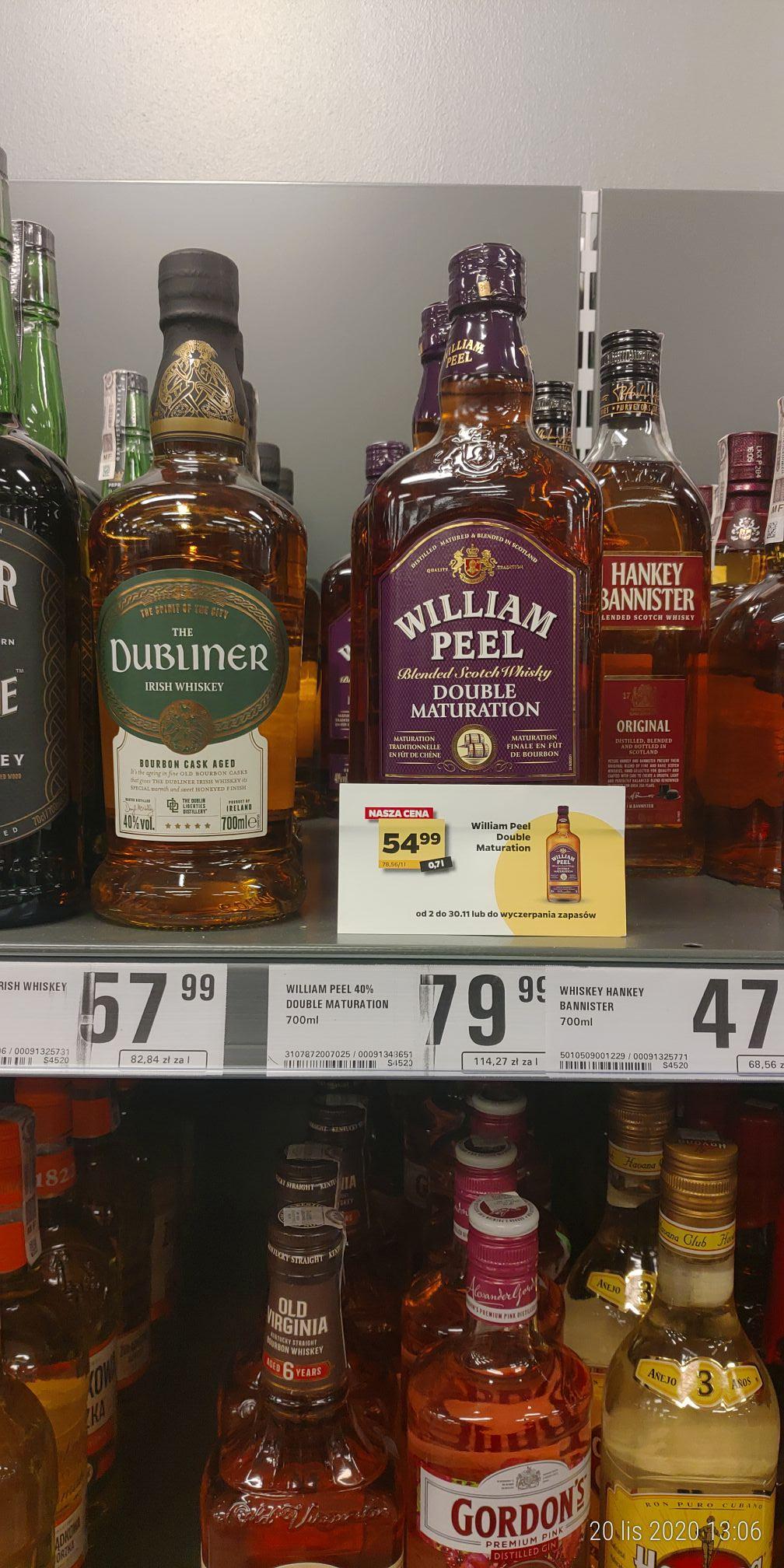 Whisky Dubliner 0,7