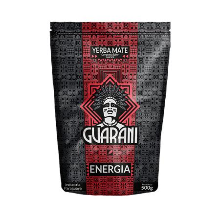 Yerba Mate Energia Guarana 0,5kg w świetniej cenie! Black week na poyerbani.pl