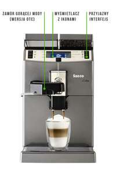 Lirika Saeco Lirika OTC One Touch Cappuccino RI9851/01