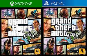 GTA V za ok. 145zł (PS4 i Xbox One) + 2,5$ mln do wydania w GTA ONLINE @ GAME